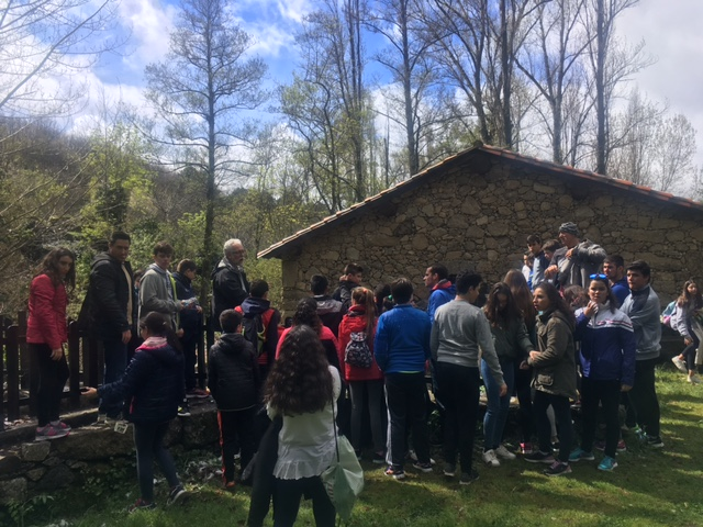 Valle del Ambroz y Béjar (Marzo 2017)